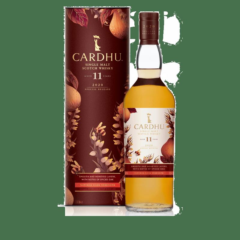 Cardhu 11 års 2020 release