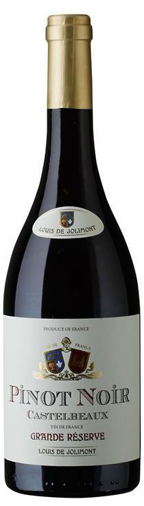 Pinot Noir Castelbeaux Grande Reseve