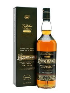 Gragganmore limited edition 2004 - 2016