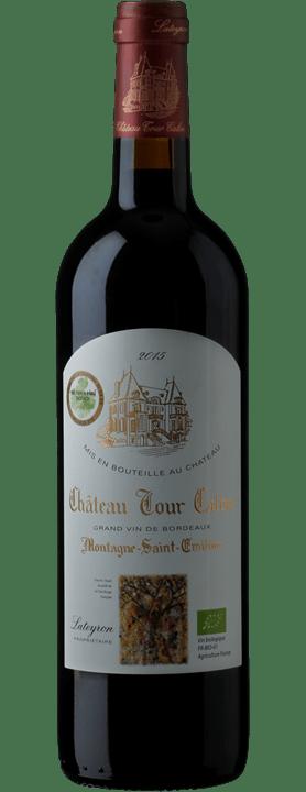 Chateau Tour Calon Montage-Saint-Emilion Gran vin de bordeaux