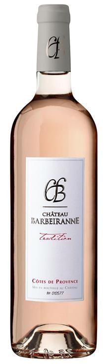 Rose fra Chateau Barbieranne Frankrig