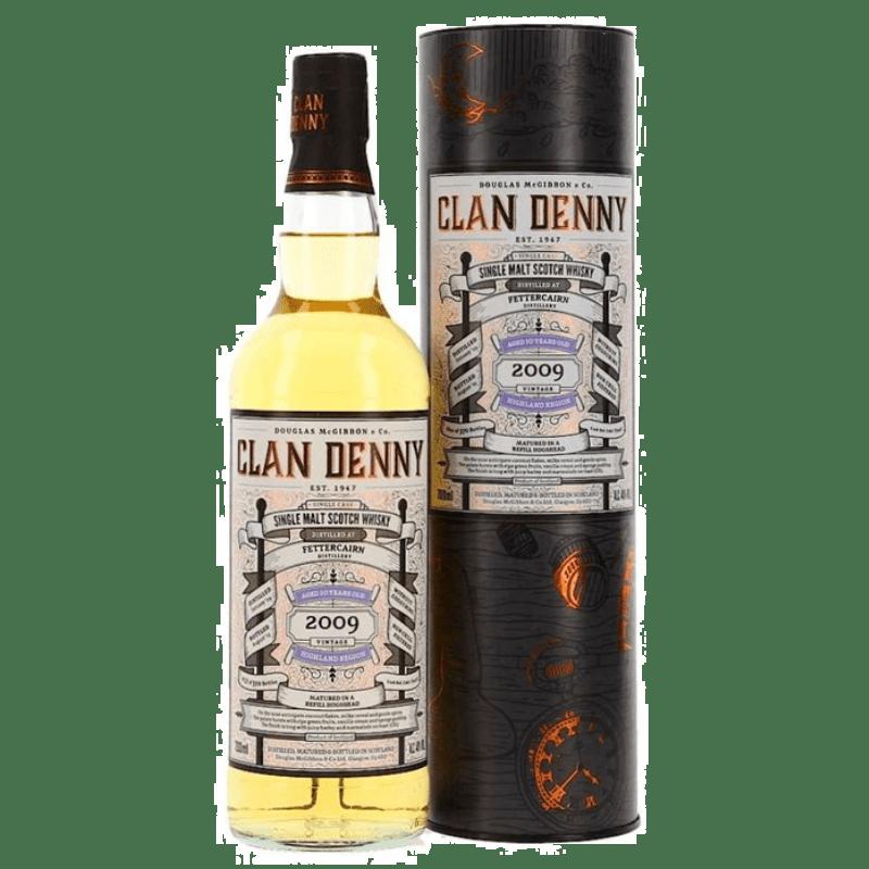 Clan Denny 2009 Fettercairn