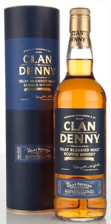 Clan Denny Islay Blended Malt, Douglas McGibbon