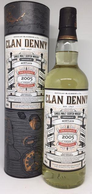 Mortlach Clan Denny 2005