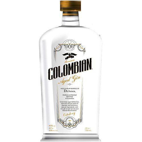 Gin Colombian Ortodoxy aged gin