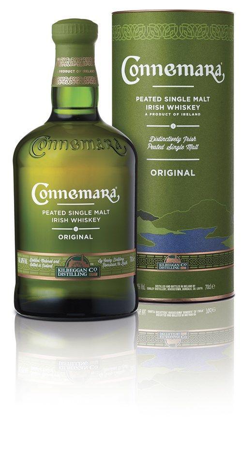 Connemara Peated single malt 40 % Irisk whisky