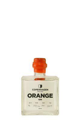 Gin Copenhagen Orange