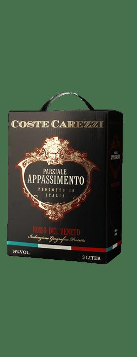 Coste Carezzi Rosso del Veneto 3 L