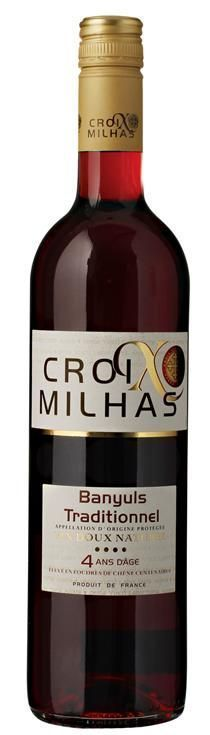 Croix Milhas Banyuls Traditionnel