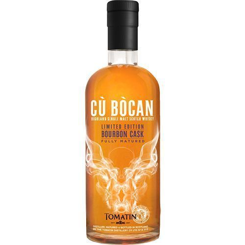 Cu Bocan Tomatin Bourbon cask