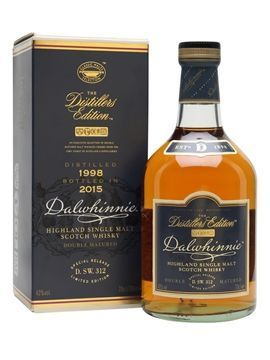 Dalwhinnie 1998/2015 Limited edition