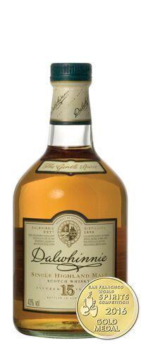 Dalwhinnie 15 års Highland single malt 43 %