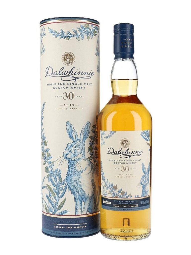 Dalwhinnie 30 års Highland single malt
