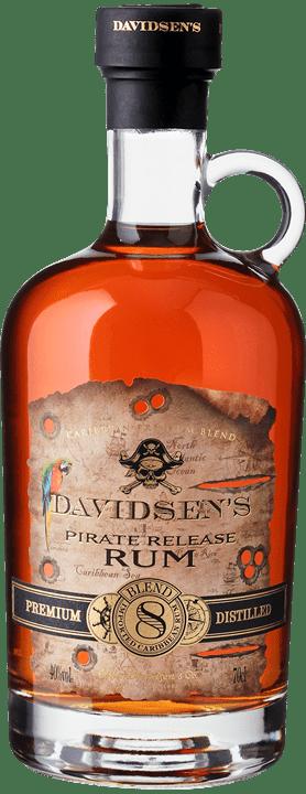 Davidsen`s Pirate release 8 blend