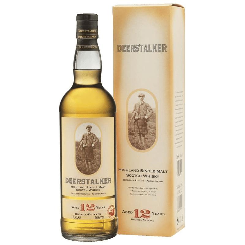 Deerstalker 12 års Highland single malt