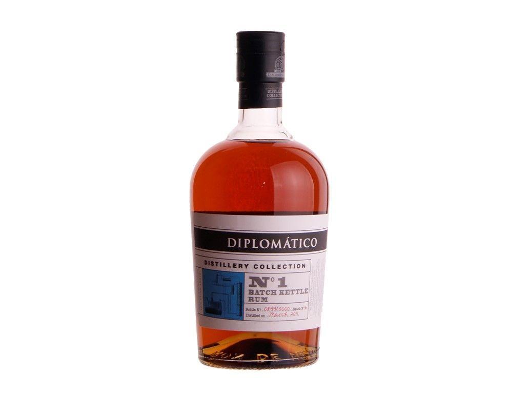 Diplomatico No 1 Batch Kettle rum