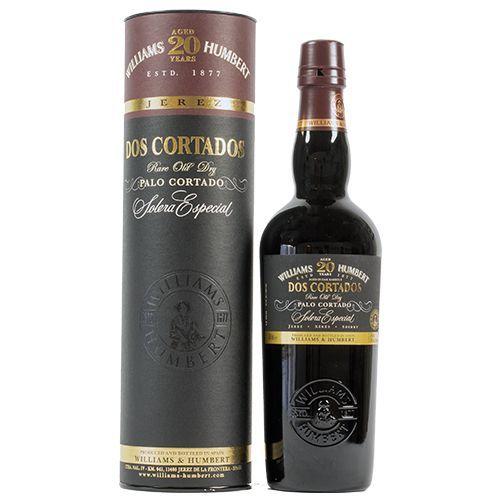 Dos Cortados 20 års Solera Especial Sherry