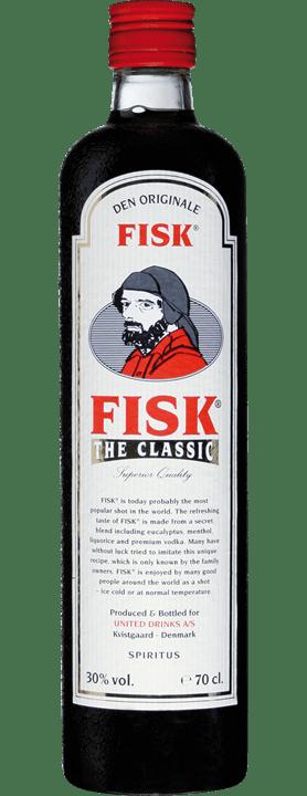 Fisk The classic bitter shot