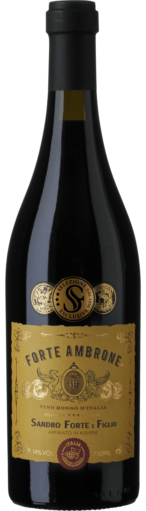 Forte Ambrone Vino Rosso D`Italia