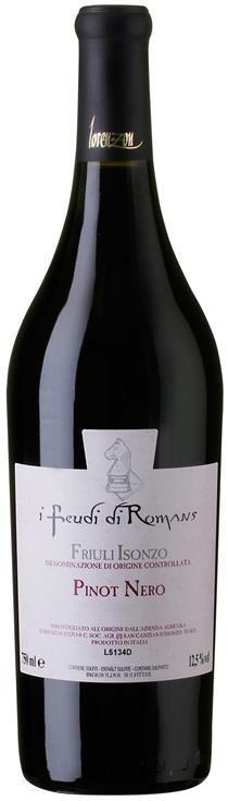 I FEUDI di ROMANS Pinot Nero-0