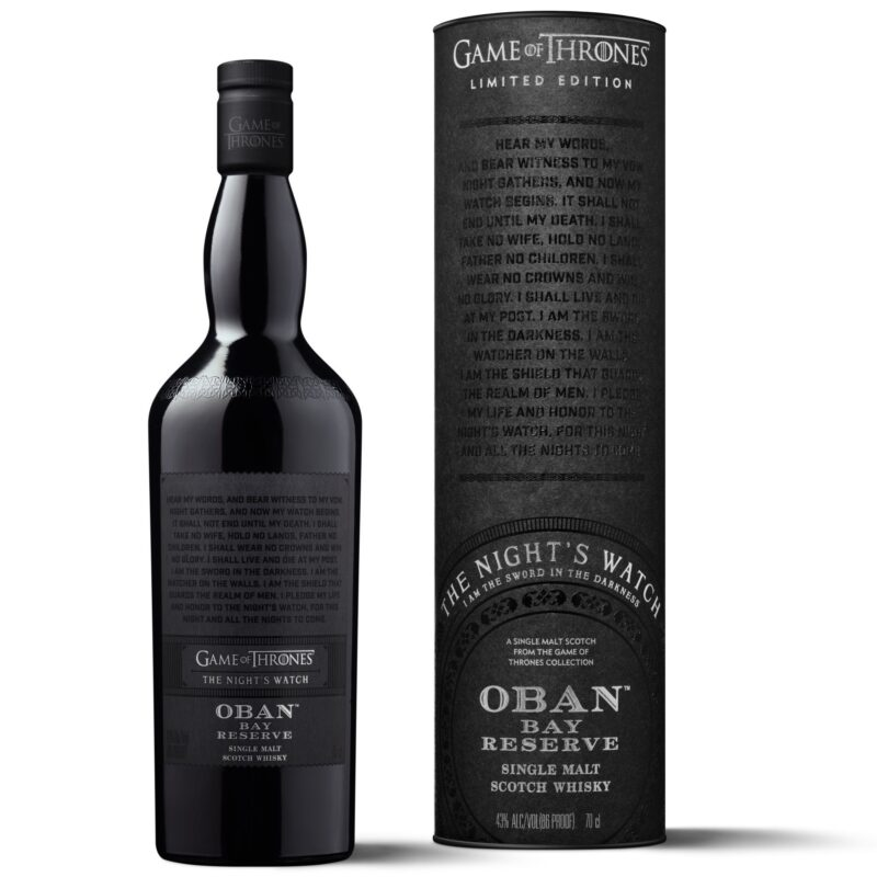 The night´s watch & Oban Game of Thrones
