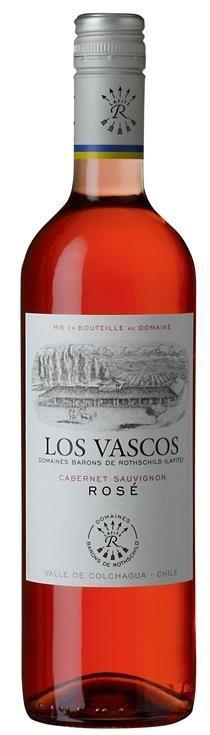 Los Vascos Rose Cabernet Sauvignon