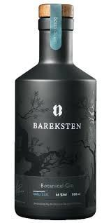 Gin Bareksten botanical fra Bergen i Norge