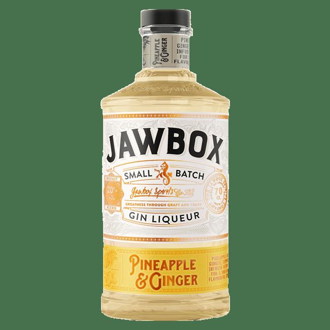 Gin likør Jawbox Pineapple & ginger