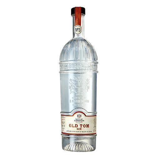 Gin Old Tom City og London 43,3 %