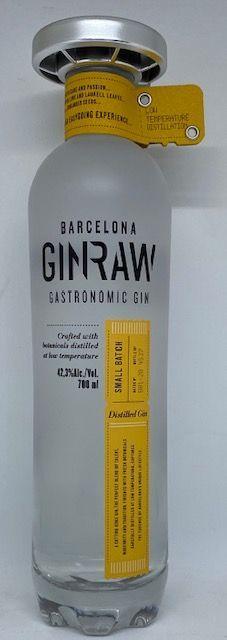 Gin Raw Barcelona