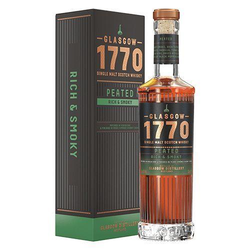 1770 Peated Rich & smoky