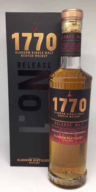 Glasgow 1770 Release no. 1 2018