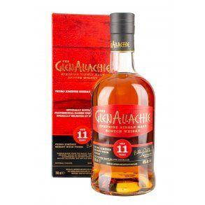GlenAllachie 11 års 48 % PX Sherry wood finish