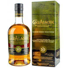 GlenAllachie 10 års single malt 48 % Oloros Sherry finish
