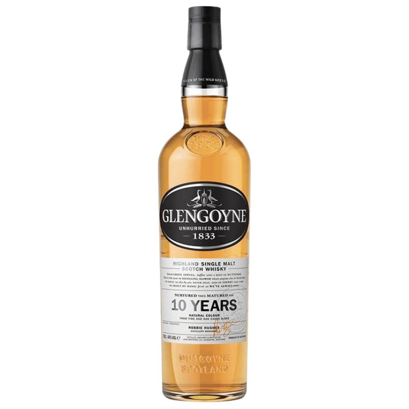 Glengoyne 10 års Highland single malt