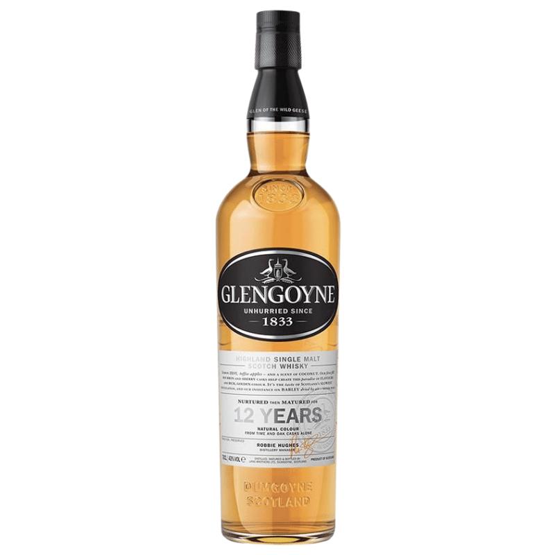 Glengoyne 12 Års Highland single malt