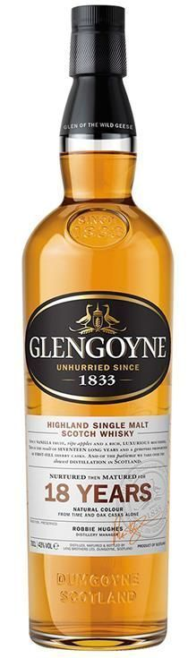 Glengoyne 18 års