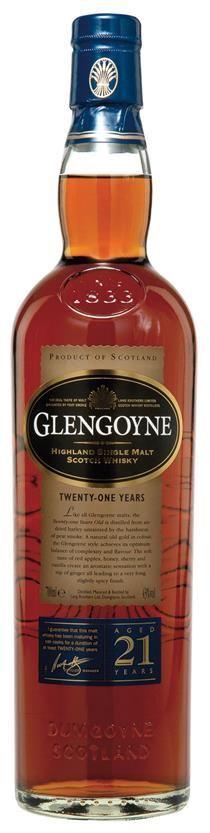 Glengoyne 21 Års Single malt