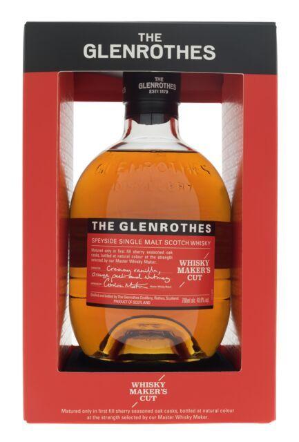 Glenrothes whisky maker`s CUT 48,8 %