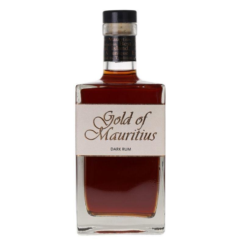 Gold of Maurituis Dark rom 40 %