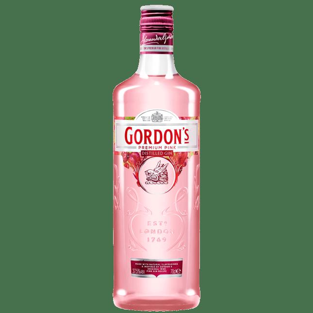 Gin Gordons Premium Pink distilled 37,5 %