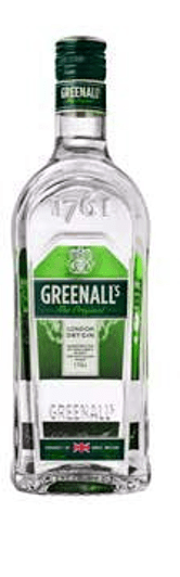 Greenall`s original London dry gin
