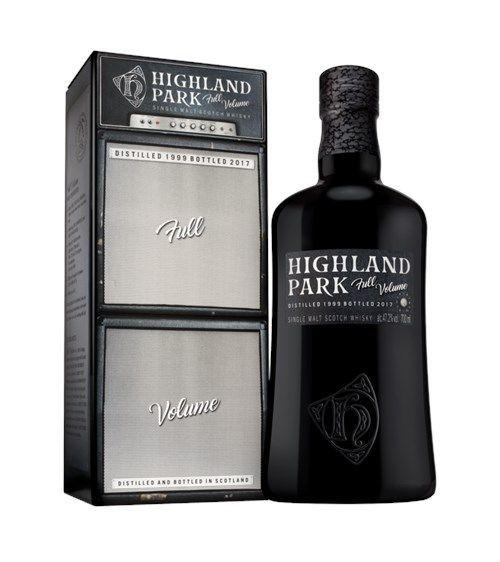 Highland Park Full Volume 47,2 % Single malt-0