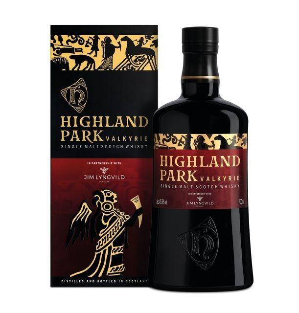 Valkyrie Highland Park Single malt 45,9 %