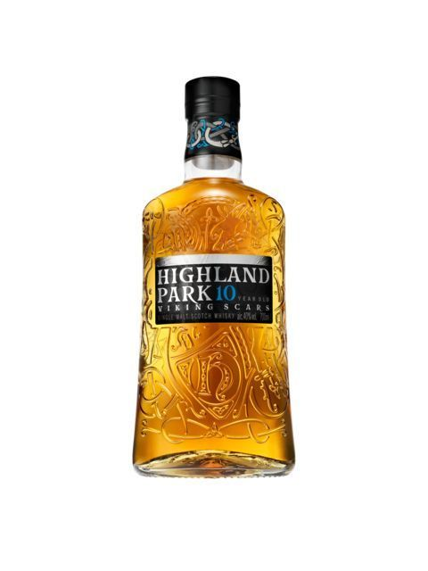 Highland Park 10 års Viking Scars