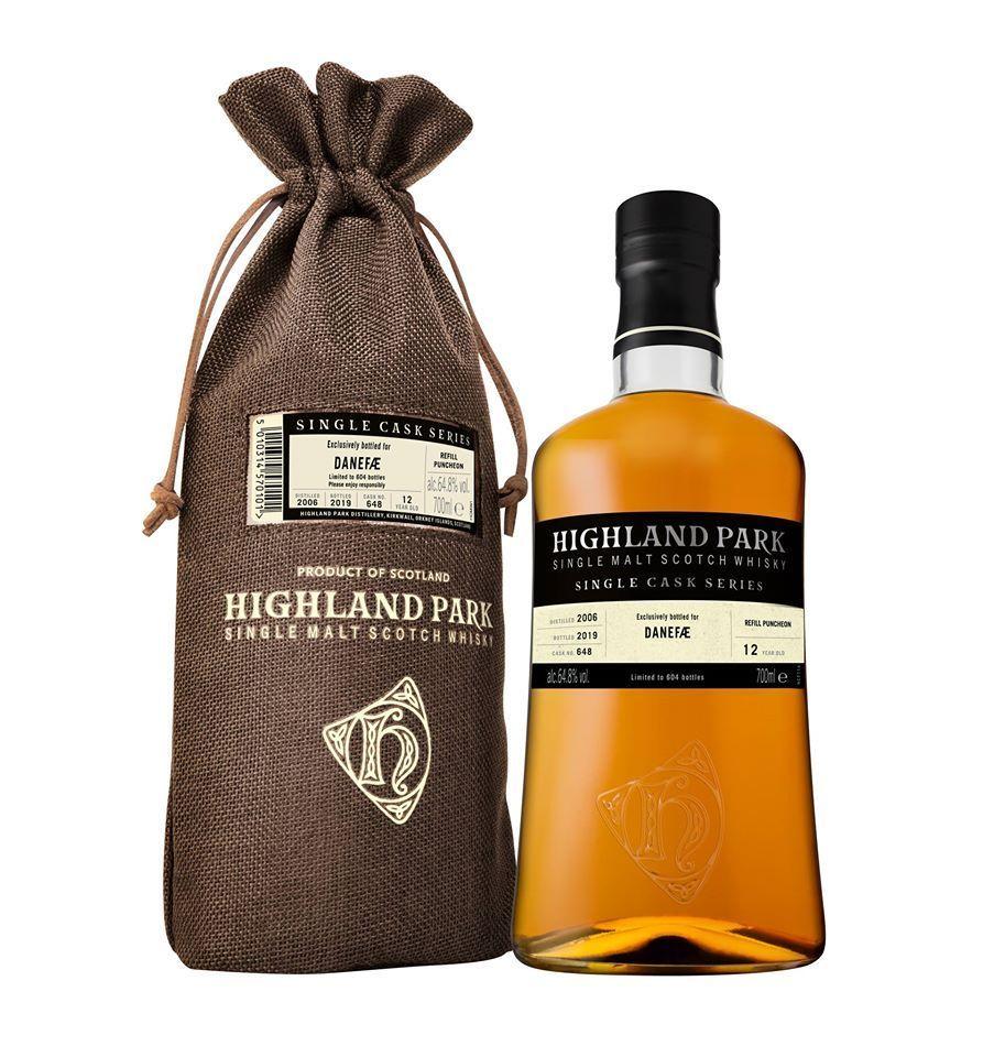 Highland Park Danefæ 12 års 64,8 %