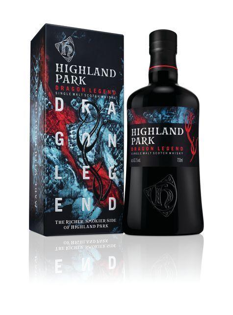 Highland Park Dragon Legend Single malt 43,1 %