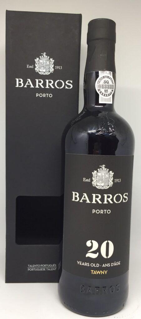 Barros 20 Års Tawny. Porto