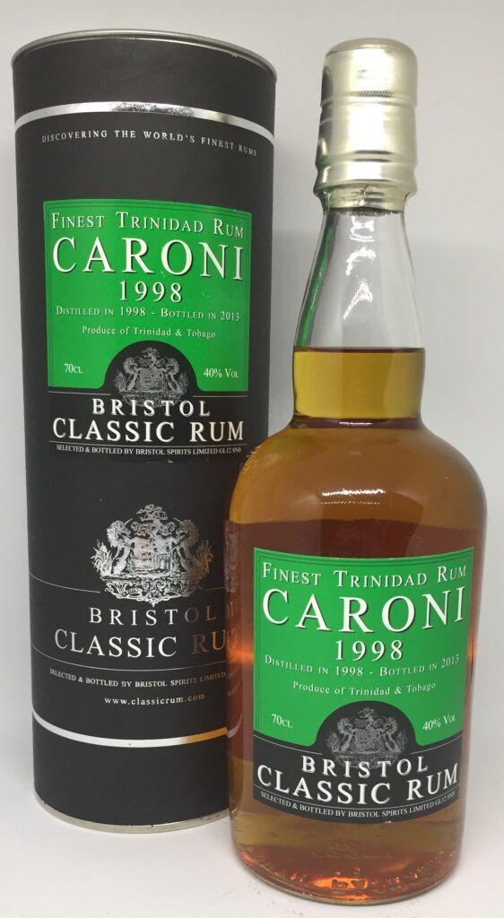 Caroni 1998, Trinidad Bristol classic rum