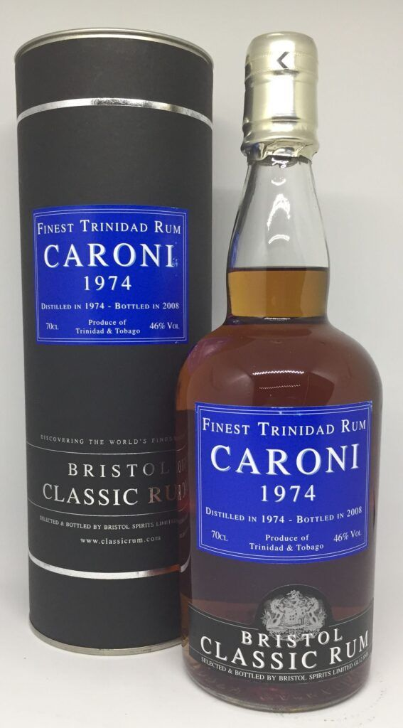 Caroni 1974 Trinidad